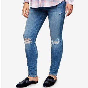 Maternity Joes Skinny Jeans Midge Size 30